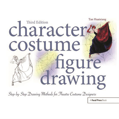 Character Costume Figure Drawing (3rd Edition)