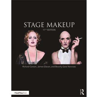 Stage Makeup - Richard Corson