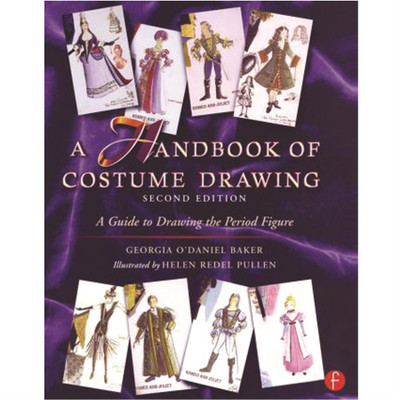 A Handbook of Costume Drawing