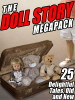 The Doll Story MEGAPACK™: 25 Delightful Tales, Old and New, edited by Robert Reginald and Mary Wickizer Burgess (ePub/Kindle)