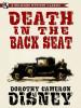 Death in the Back Seat, by Dorothy Cameron Disney (epub/Kindle/pdf)