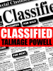 Classified, by Talmage Powell (epub/Kindle/pdf)