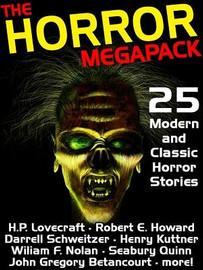 The Horror MEGAPACK® (ePub/Kindle)