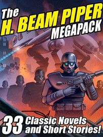 The H. Beam Piper MEGAPACK™, by H. Beam Piper (ePub/Kindle)