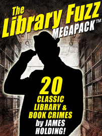 The Library Fuzz MEGAPACK™: The Complete Hal Johnson Series (Epub, Kindle, .pdf)