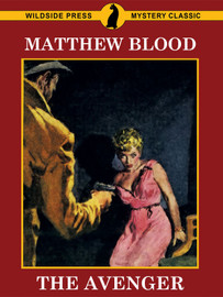 The Avenger, by Matthew Blood  (epub/Kindle/pdf)
