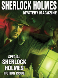 Sherlock Holmes Mystery Magazine #5  (epub/Kindle/pdf)