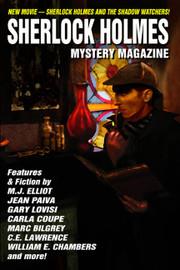 Sherlock Holmes Mystery Magazine #6 (epub/Kindle/pdf)