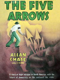 The Five Arrows, by Allan Chase (epub/Kindle/pdf)