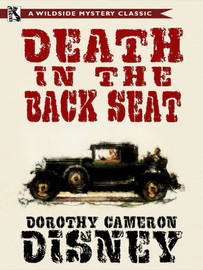 Death in the Back Seat, by Dorothy Cameron Disney (epub/Kindle/pdf)