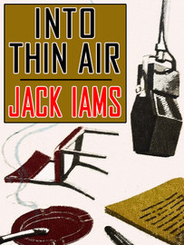 Into Thin Air, by Jack Iams (epub/Kindle/pdf)