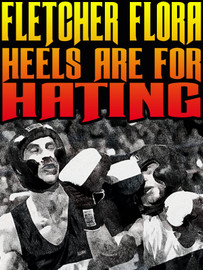 Heels Are for Hating, by Fletcher Flora (epub/Kindle/pdf)