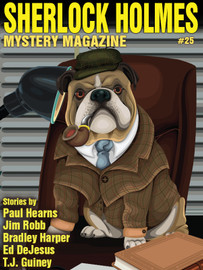 Sherlock Holmes Mystery Magazine #25 (epub/Kindle/pdf)