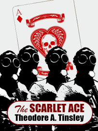 The Scarlet Ace, by Theodore A. Tinsley (epub/Kindle/pdf)