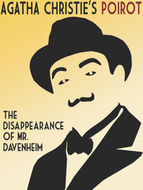 The Disappearance of Mr. Davenheim, by Agatha Christie (epub/Kindle/pdf)