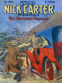Nick Carter 769 - The Midnight Message, by Nicholas Carter (epub/Kindle/pdf)