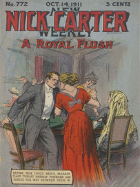 A Royal Flush, or, Nick Carter's Pursuit of a Living Mystery, by Nicholas Carter (epub/Kindle/pdf)
