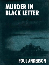 Murder in Black Letter, by Poul Anderson (epub/Kindle/pdf)