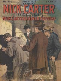 Nick Carter 807 - Nick Carter's Advertisement, by Nicholas Carter (epub/Kindle/pdf)