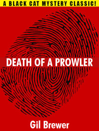 Death of a Prowler, by Gil Brewer (epub/Kindle/pdf)