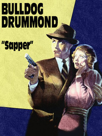 Bulldog Drummond, by Sapper (epub/Kindle/pdf)