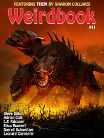 Weirdbook #41, edited by Douglass Draa, by  (epub/Kindle/pdf)