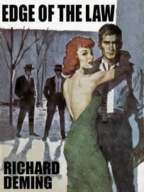 Edge of the Law, by Richard Deming (epub/Kindle/pdf)