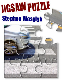 Jigsaw Puzzle, by Stephen Wasylyk (epub/Kindle/pdf)