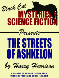 The Streets of Ashkelon, by Harry Harrison (epub/Kindle/pdf)