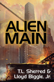 Alien Main, by T. L. Sherred and Lloyd Biggle, Jr. (paperback)