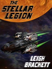 The Stellar Legion, by Leigh Brackett (epub/Kindle)