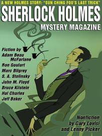 Sherlock Holmes Mystery Magazine #8 (epub/Kindle)