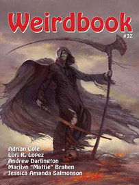 Weirdbook #32, edited by Doug Draa  (epub/Kindle)
