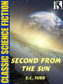 Second from the Sun, by E.C. Tubb (epub/Kindle)
