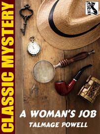 A Woman's Job, by Talmage Powell (epub/Kindle)