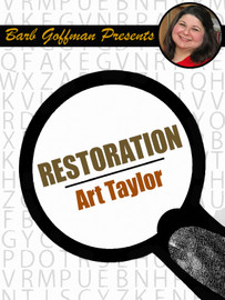 Barb Goffman Presents #7: Restoration, by Art Taylor (epub/Kindle)