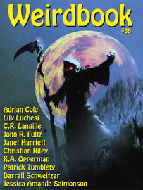 Weirdbook #35, edited by Doug Draa (epub/Kindle/pdf)