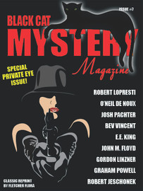 Black Cat Mystery Magazine #7: Special Private Eye Issue