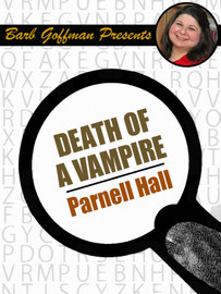 Death of a Vampire, by Parnell Hall (Epub/Kindle) [Barb Goffman Presents]