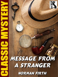 Message from a Stranger, by Norman Firth (epub/Kindle)