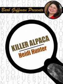 Killer Alpaca, by Heidi Hunter (epub/Kindle)