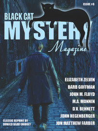 Black Cat Mystery Magazine #8