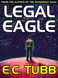 Legal Eagle, by E.C. Tubb (epub/Kindle)
