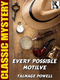 Every Possible Motilve, by Talmage Powell (epub/Kindle)