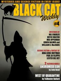 Black Cat Weekly  #4