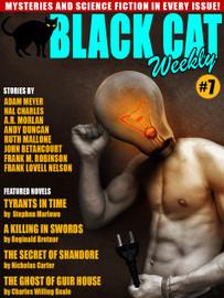Black Cat Weekly  #7