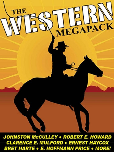 The Western MEGAPACK™ (ePub/Kindle/pdf)