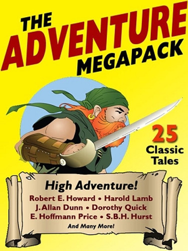 The Adventure MEGAPACK™ (ePub/Kindle)