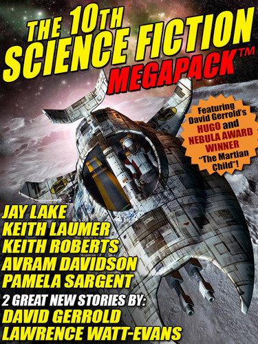 The 10th Science Fiction MEGAPACK® (epub/Kindle/pdf)