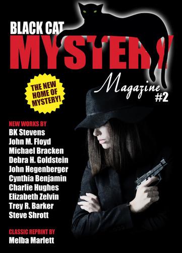Black Cat Mystery Magazine #2  (epub/Kindle/pdf)